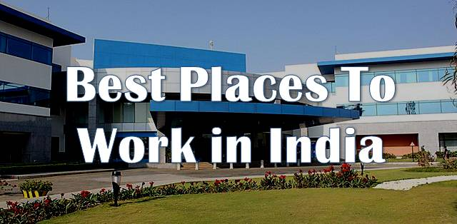 Best Companies to Work For in India