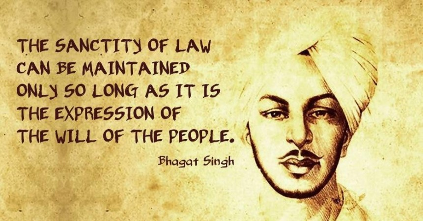 10 Lesser Known Facts About Bhagat Singh