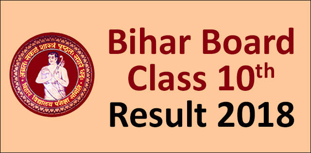 Bihar board class 10th scorecard