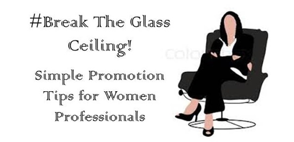 SimplePromotion Tips for Women Professionals