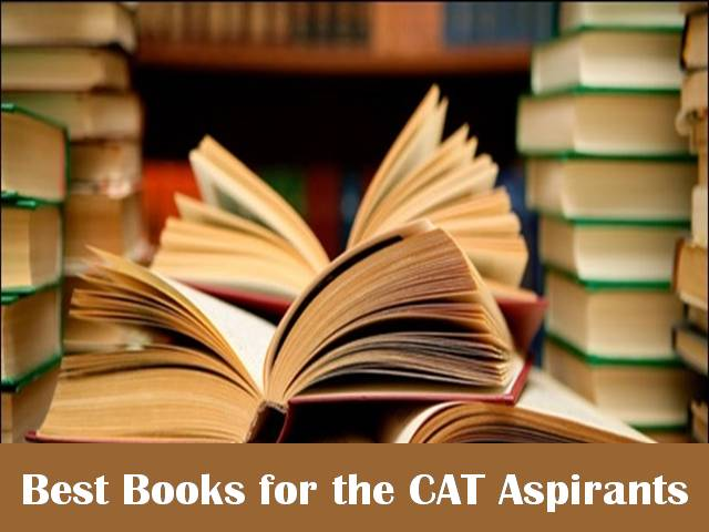 Must Read Books for CAT Aspirants