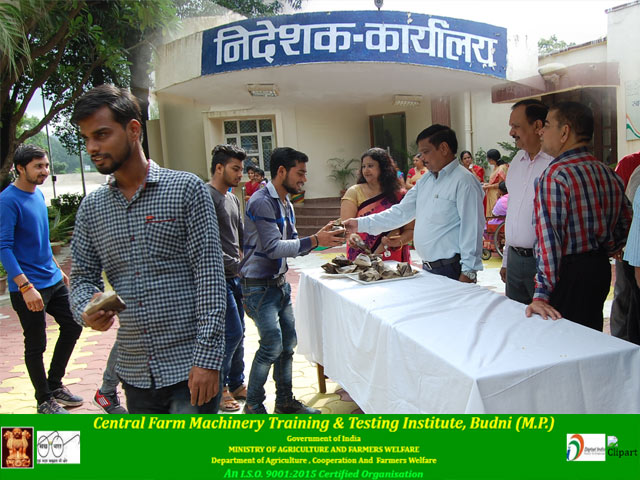 Central Farm Machinery Training and Testing Institute (CFMTTI) Posts 2019