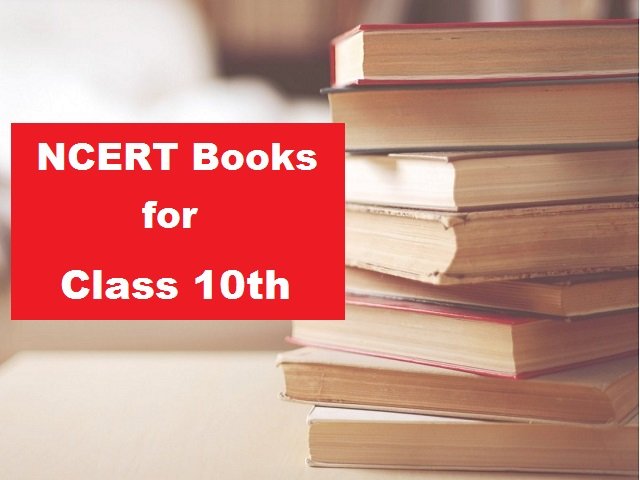 NCERT Books for Class 10 All Subjects