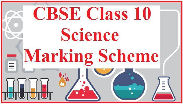 CBSE Class 10 Science Marking Scheme 2017: Delhi Region