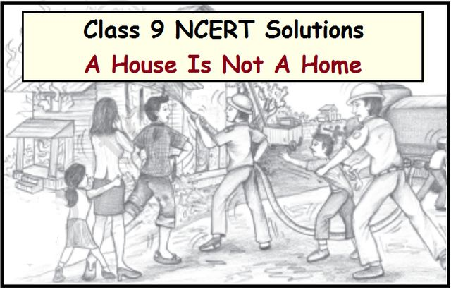 NCERT Solutions Class 9 English Moments Chapter 8