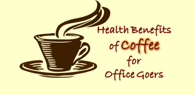 Coffee in Office