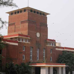 Accessible Delhi University