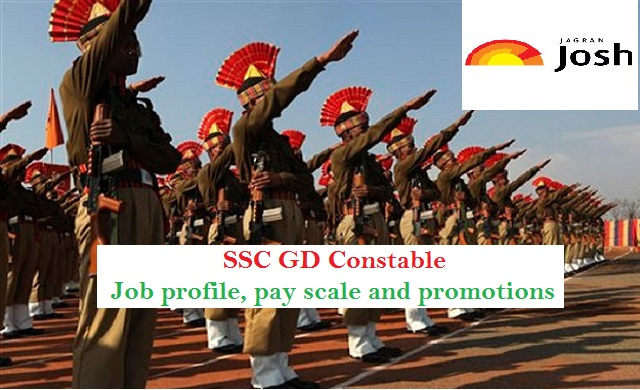 ssc gd constable profile