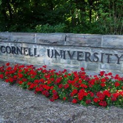 How to get admission in Cornell University?