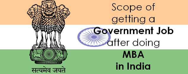 What is the scope of getting a government job