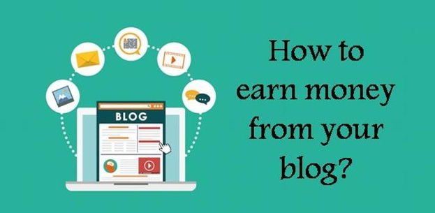 How to setup a blog and earn from it?