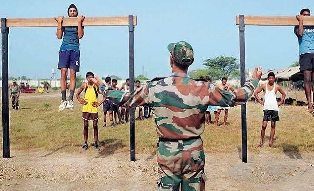 Army Recruitment Rally 2019 All India Schedule: Check