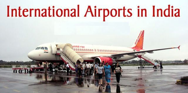 List Of All Airports In India International Airports Of India