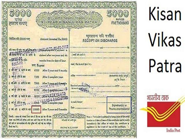 Provident Fund, National Savings Certificate, Kisan Vikas Patra: Meaning  and current rate of interest