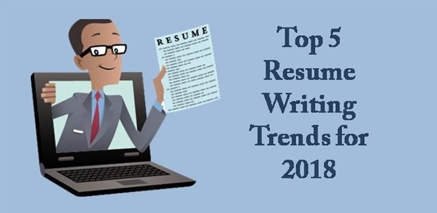 Latest trends in resume writing for college students