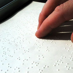 Libraries for the Visually Impaired