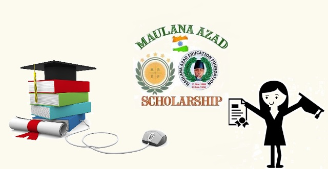 Maulana Azad Education Scholarships for Minority Girls