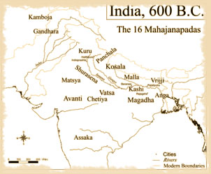 Gk Questions And Answers On The First Ancient Indian Territorial States