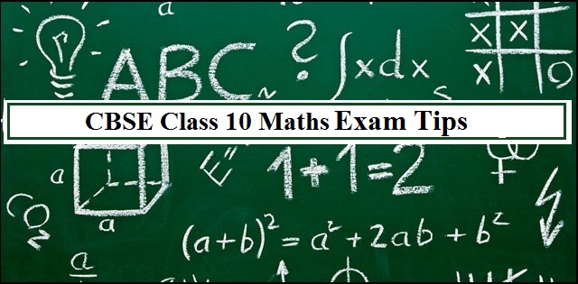 Image result for exam tips for maths exam
