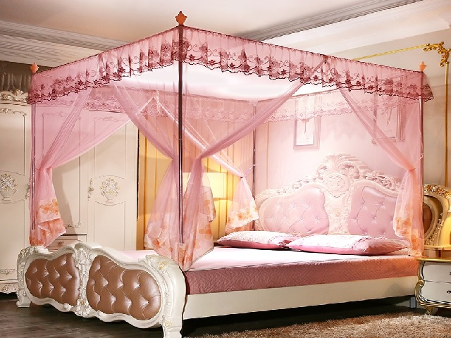 5 Mosquito Nets For Single And Double Bed To Give You A Goodnight