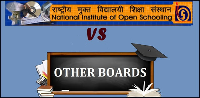 Difference between NIOS and other boards