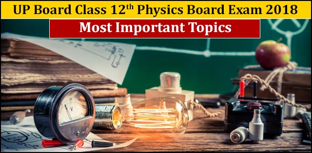 Important topics of Physics papers