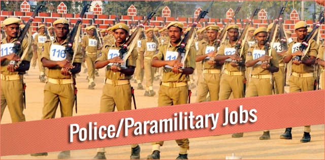 Police Department Constable & Other Posts
