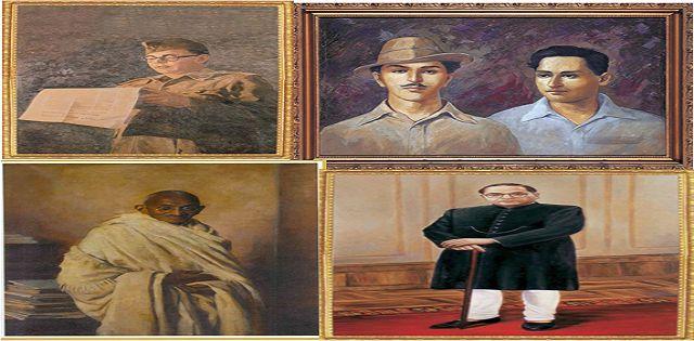Portraits in Parliament House