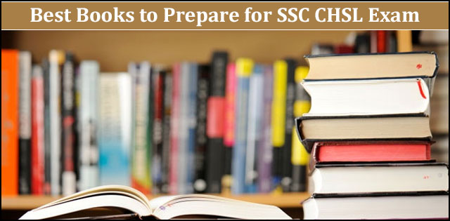 SSC CHSL preparation books