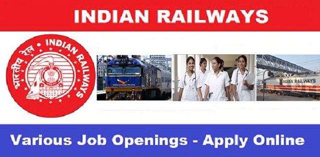 North Central Railway Recruitment 2018