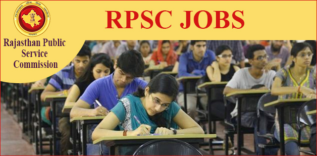 RPSC Decleared Exam Shedule