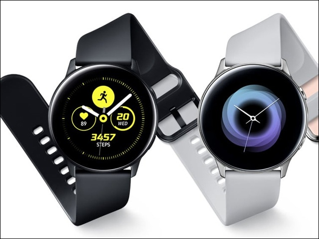 Samsung Galaxy Watch Active, fitness watch that tracks health & gives advices