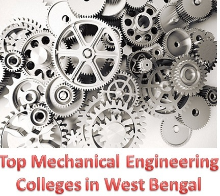 Top Mechanical Engineering Colleges in West Bengal