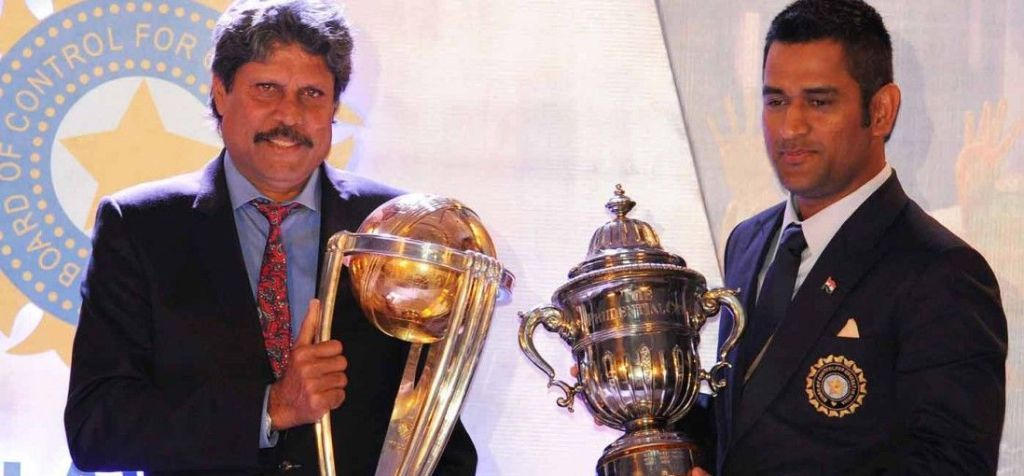 World Cup winning Indian captains