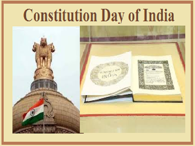 Newest For National Constitution Day Of India Speech