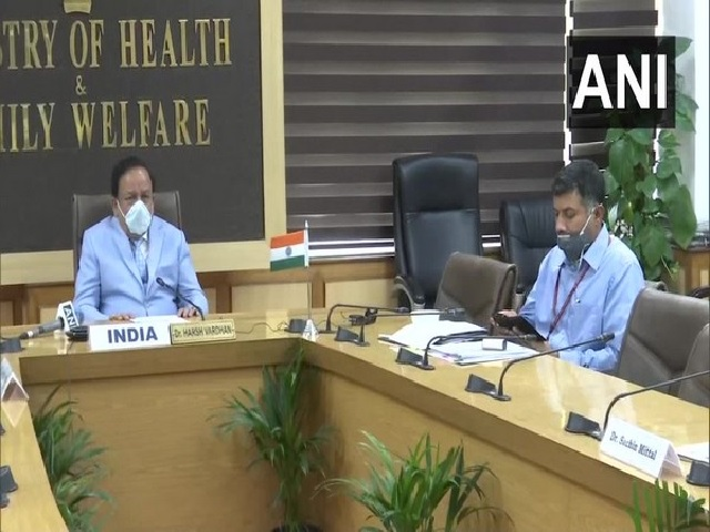 India supplied COVID-19 essential medicines to 123 countries: Dr. Harsh  Vardhan at WHA
