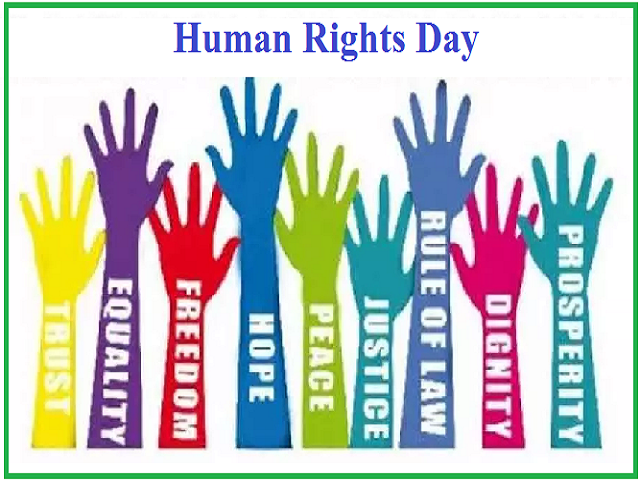 Human Rights Day 2019 Current Theme And Key Facts