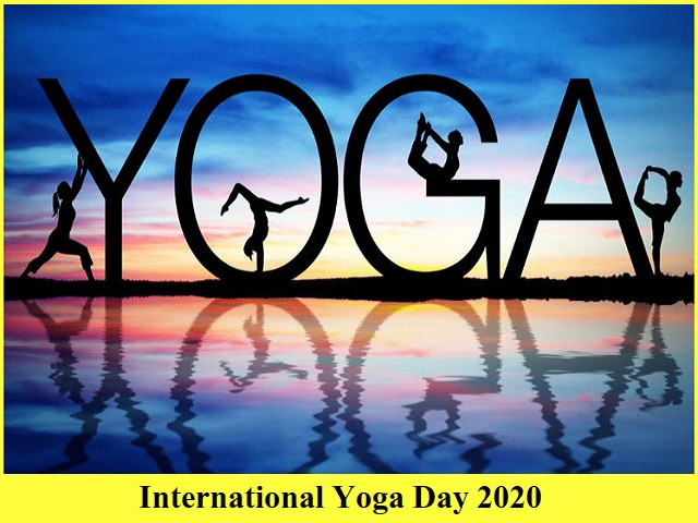 International Yoga Day 2020 Quotations Slogans Wishes And Messages