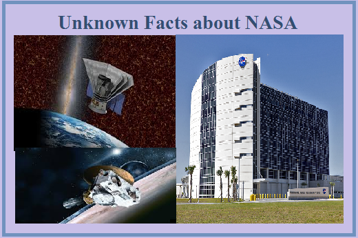 Facts about NASA