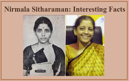 Nirmala Sitharaman 10 Interesting Facts About India S First Full