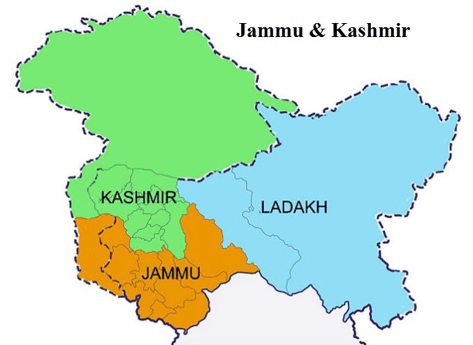 map jammu and kashmir Article 370 Scrapped Impacts On Jammu Kashmir map jammu and kashmir