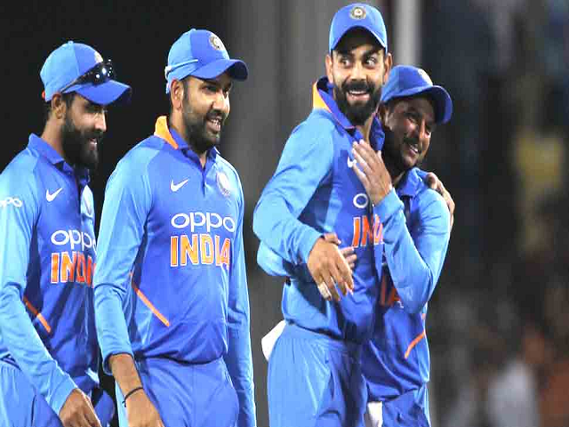 Indian Cricket Team Full Schedule For 2020