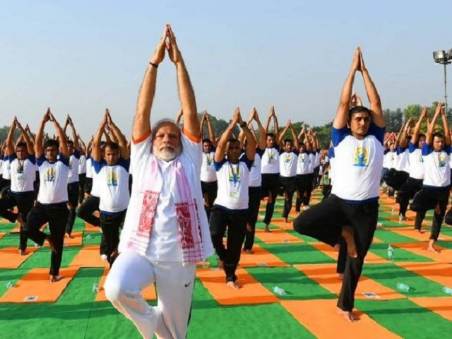 International Yoga Day 2020: PM Narendra Modi to lead main ...