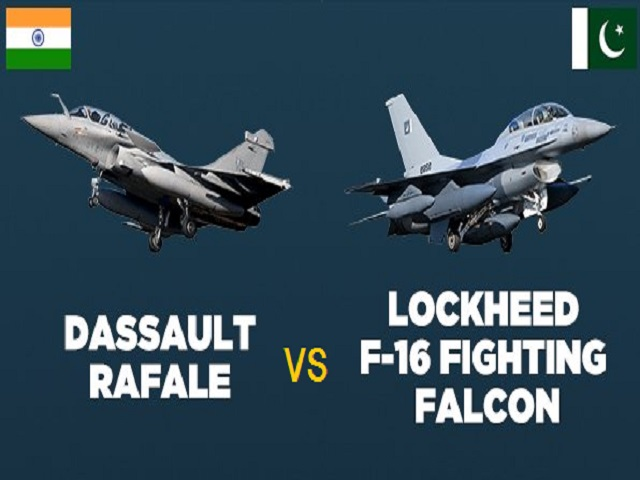 comparison between Rafale and F-16
