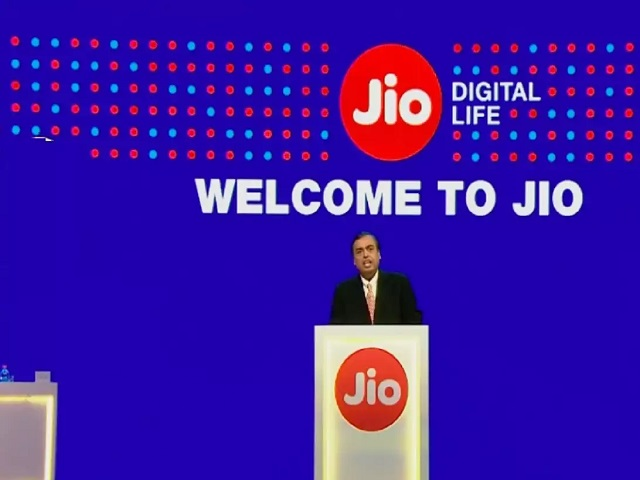 Mukesh Ambani: Reliance Jio