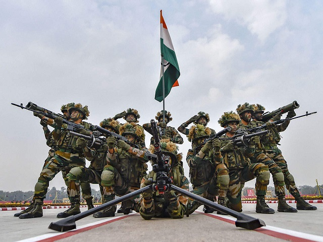 Indian Army: Basic Structure and various commands
