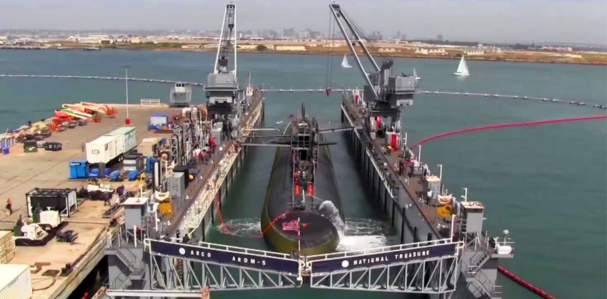 Foundation stone of India's largest Dry Dock to be laid