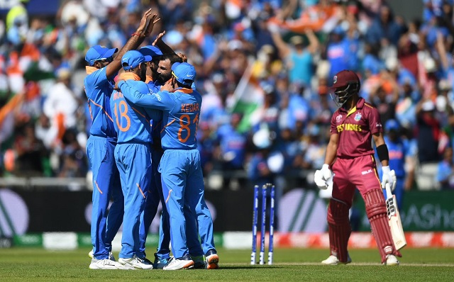 India Vs West Indies Match Highlights Icc World Cup 2019