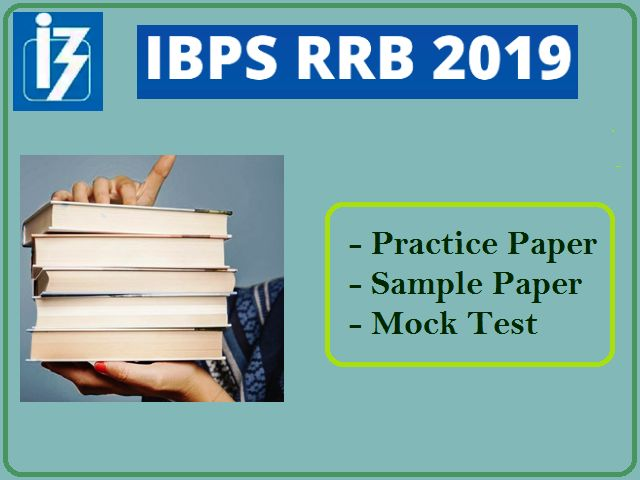 IBPS RRB 2019 (Mock Tests)
